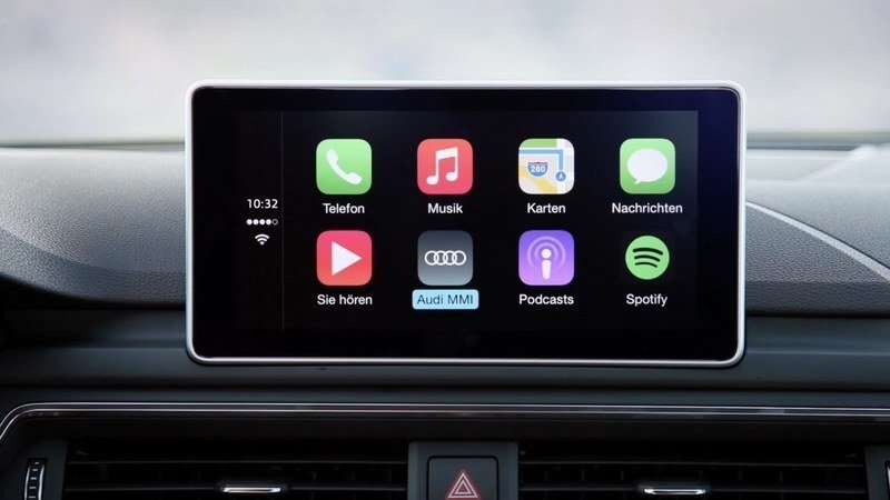 Petition Audi USA Bring Apple CarPlay And Android Auto To MY - Audi car play