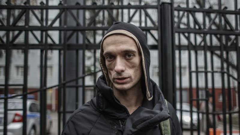 """Освободите Петра Павленского из """"психушки""""!"""