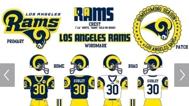 sale retailer 46046 d2952 Petition · los angeles rams: Bring back the Los Angeles Rams ...