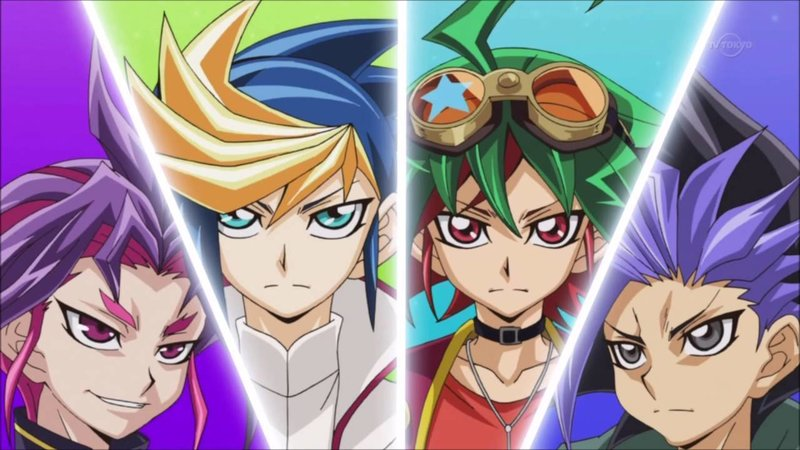 Change the ending of Yu-Gi-Oh Arc V!