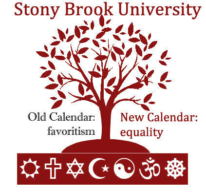 Petition Stony Brook Keep The New Calendar Change Org