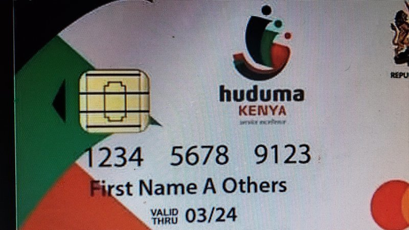 Petition · KENYA GOVERNMENT: HUDUMA NUMBER IN ITS CURRENT