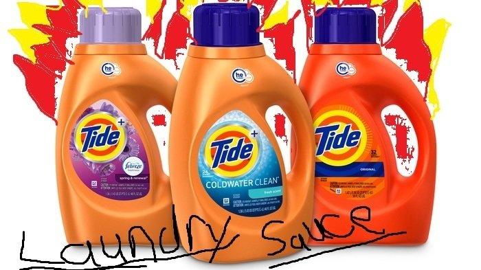 petition morgan freeman rename detergent to laundry sauce