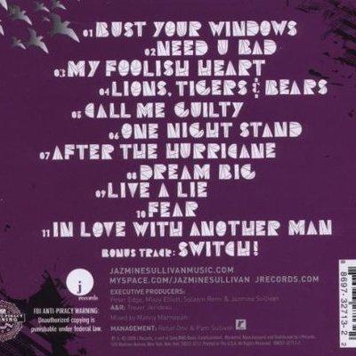 Jazmine sullivan fearless songs | reverbnation.