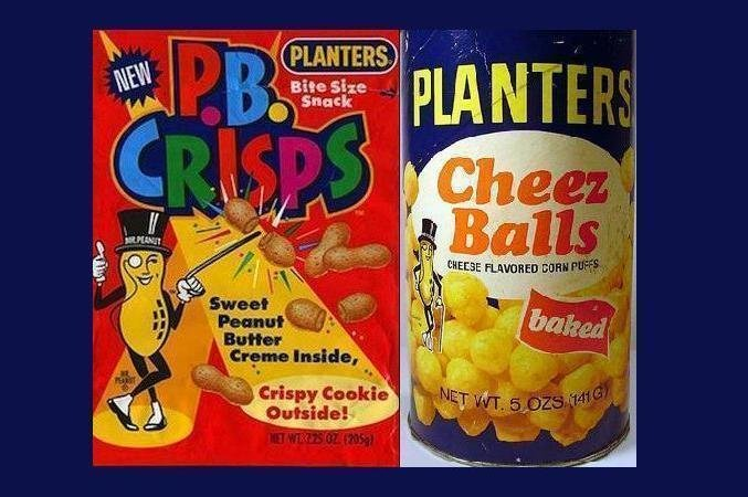 Peion · Kraft Foods: Bring back Planters Cheez Balls and P.B. ... on mr. peanut, planters peanuts, stove top stuffing, kraft cheese nips, a1 steak sauce, planters cheese puffs, oscar mayer, planters cheese curls, bingo balls, nike soccer balls, planters product, prince polo, miracle whip, kraft singles, planters cheese ba s, planters honey roasted cashews, boca burger,