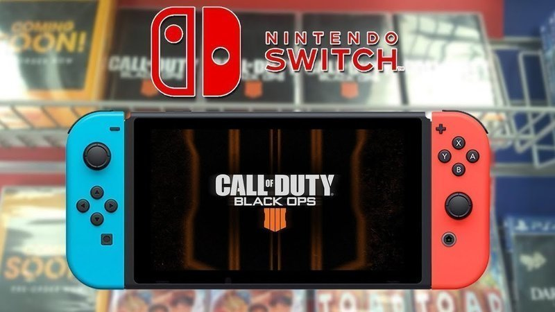 Petition Call Of Duty Bo4 On Nintendo Switch Change Org