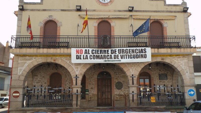Peticion Sr Vicente Herrera Se Reabran Las Urgencias De