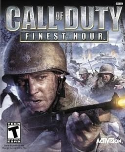 Petition · activision: Call of duty 3, Finest hour, and big