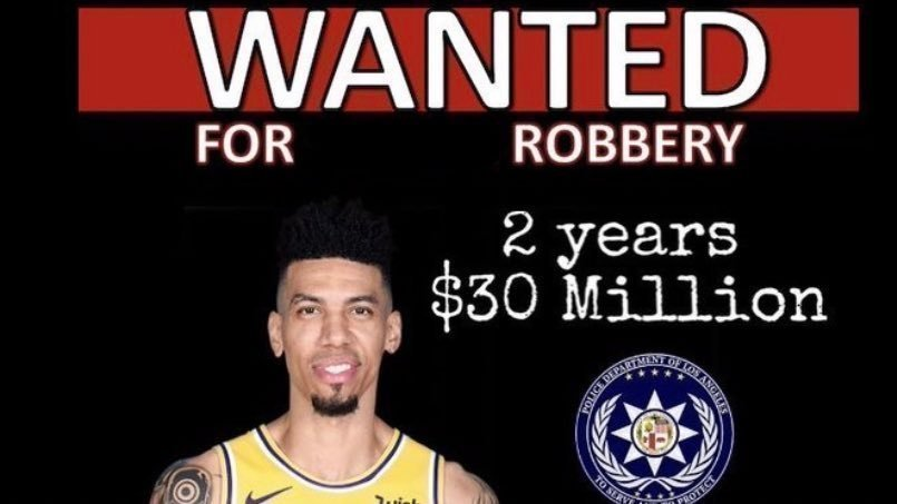Petición · For Danny Green don't get NBA ring if Lakers ...