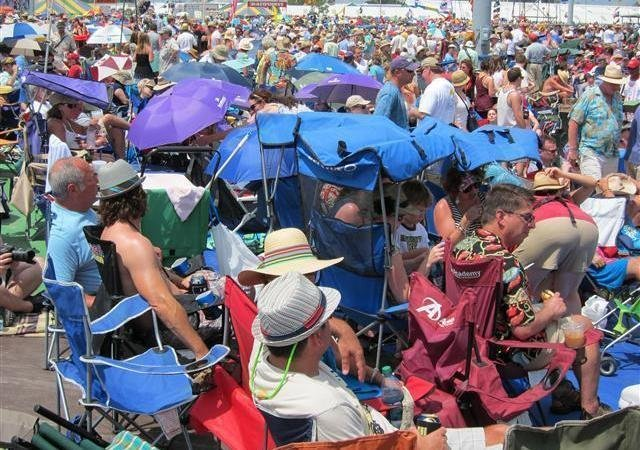 No Jazz Fest >> Petition No More Chairs At Jazzfest Change Org