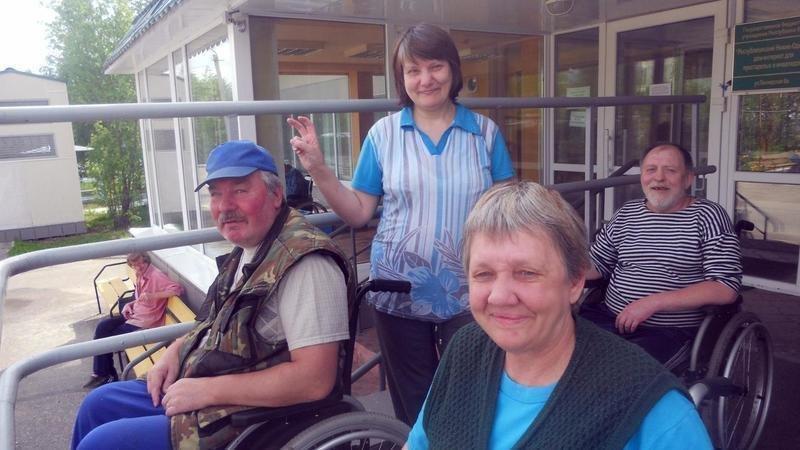 дом престарелых и инвалидов димитровград