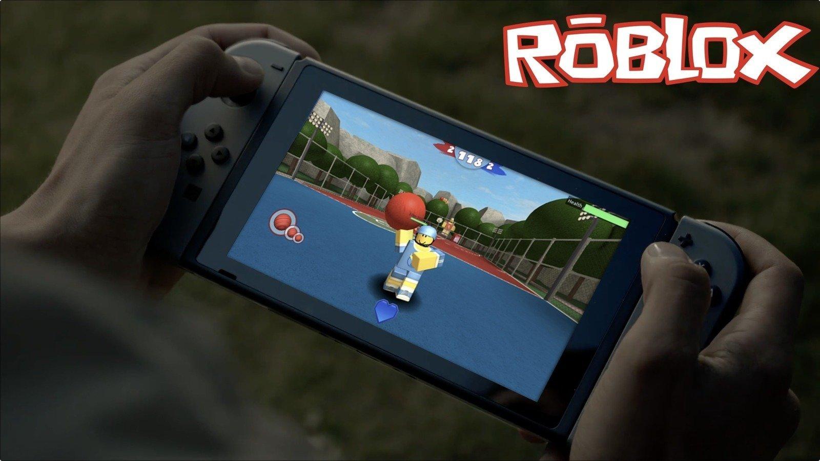 roblox video game console