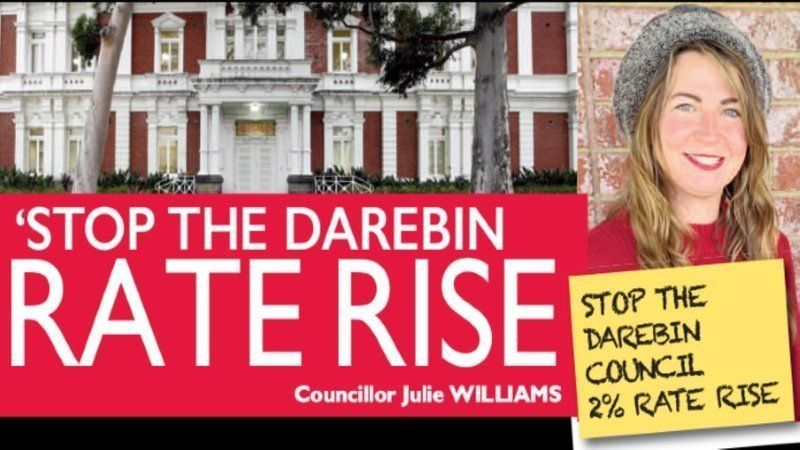 Petition Stop The Darebin Council Rate Rise Change Org
