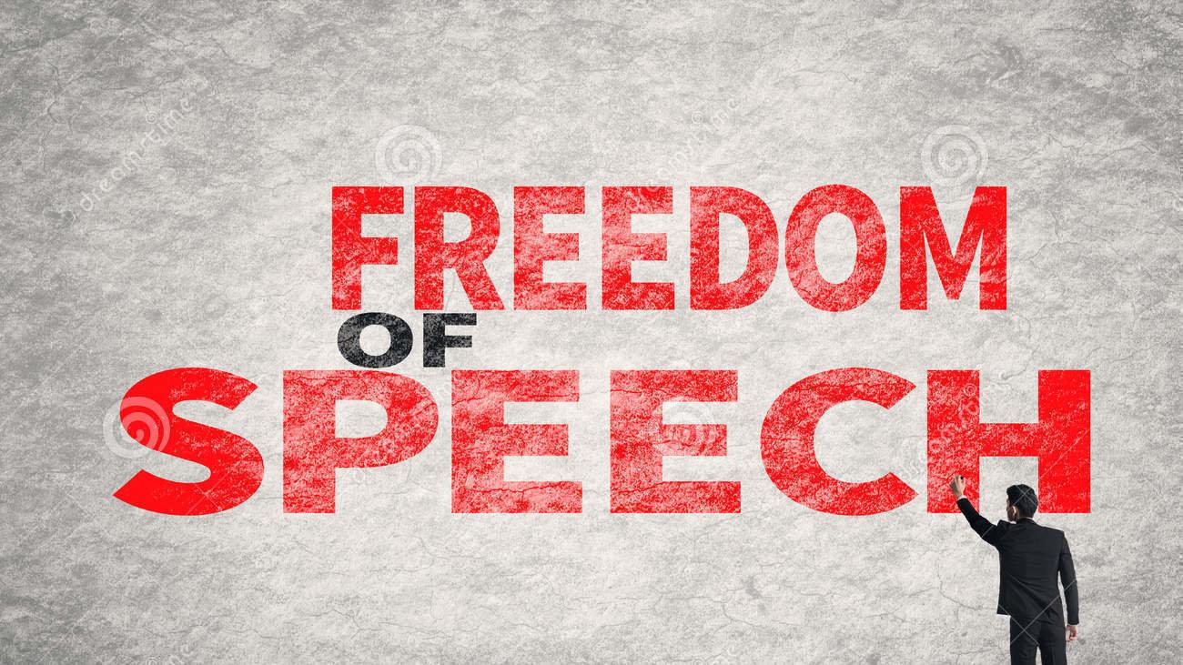 freedom speech