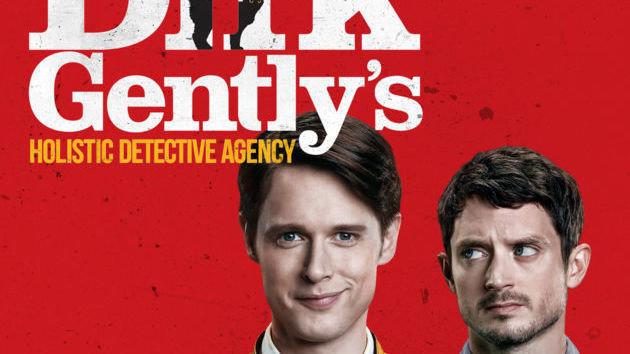 Dirk Gently Season 2 Netflix