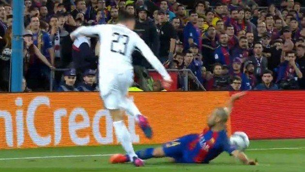 Скандальный матч Барселоны и ПСЖ хотят переиграть