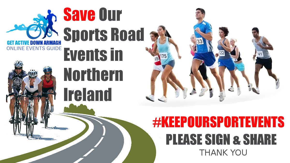 Petition · Save Our Sports Road Events in Northern Ireland · Change.org