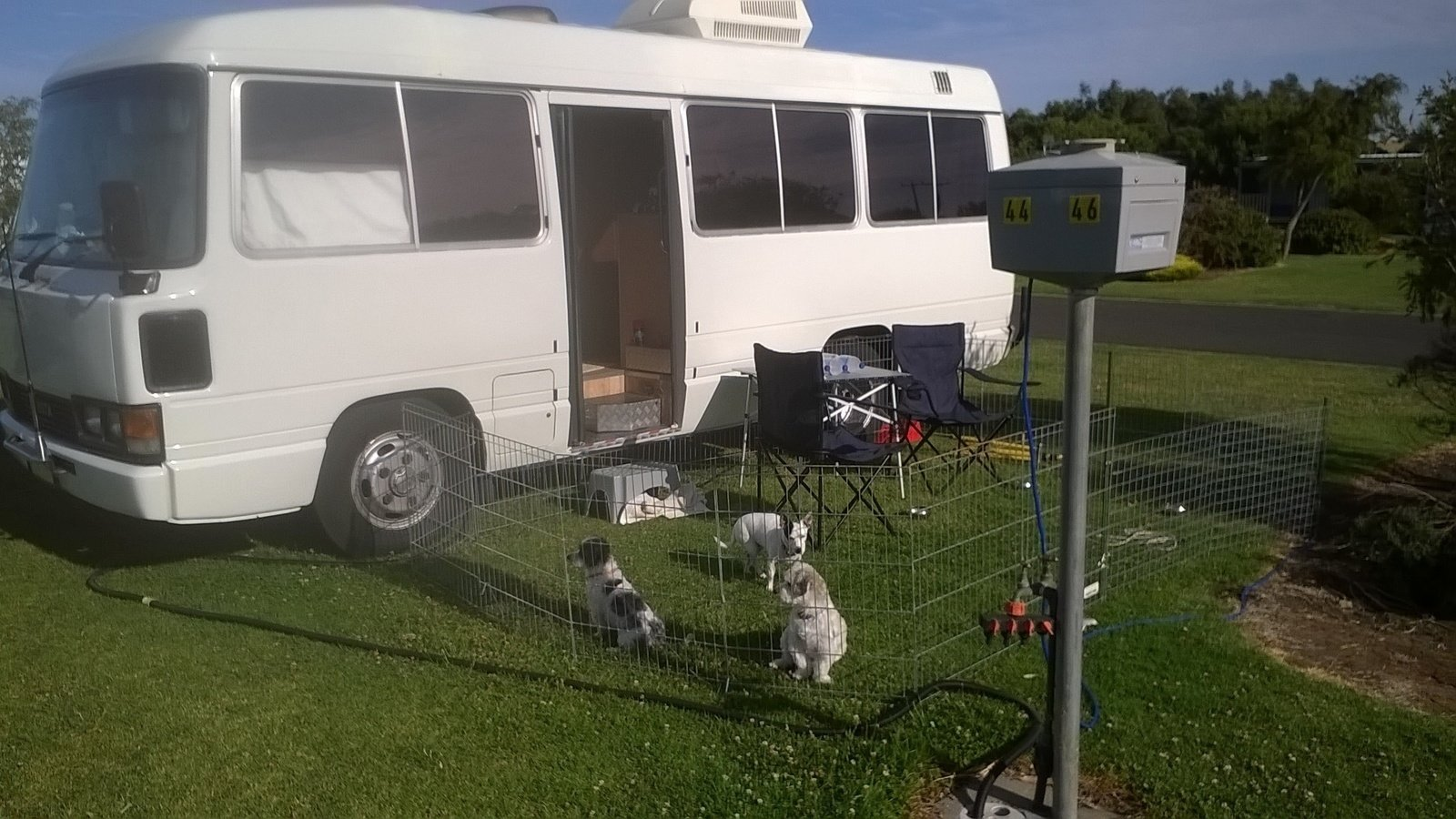Dog Friendly Caravan Parks Geelong