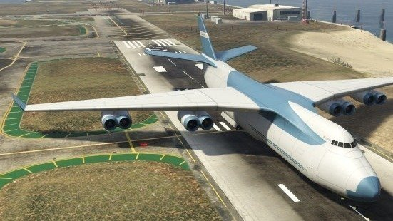 Petition · Add the cargo plane to Grand Theft Auto V Online