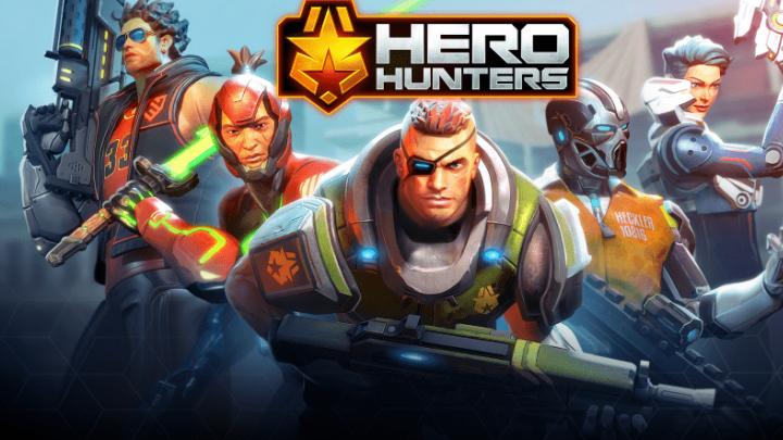 Hero Hunters astuce et triche
