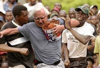Petition · Help stop black people from stealing all the fried chicken! ·  Change.org