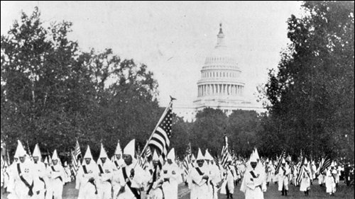an introduction to the origins and the history of the issue of ku klux klan The ku klux klan founded  published in history today volume 65 issue 12 december 2015 in the hood: two members of the ku klux klan, c1870.