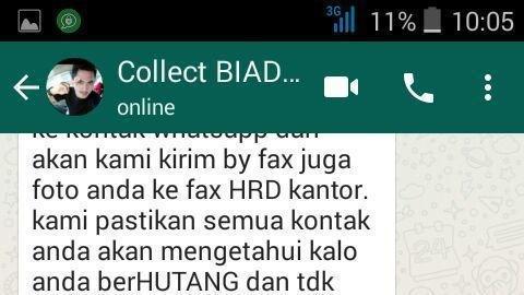 Supporter Comments Pak Menkominfo Rudiantara Id Ojkindonesia