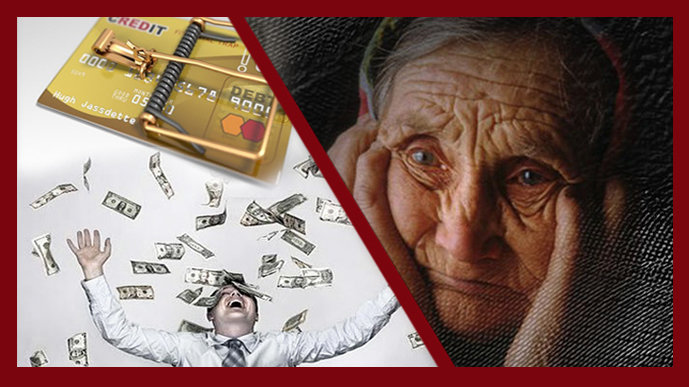 как взять деньги в кредит с плохой кредитной историей