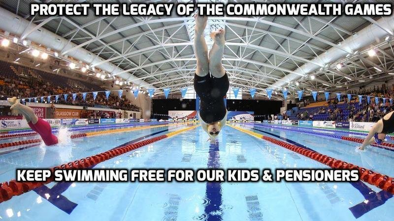 Petition reinstate free swimming for children and - Glasgow city council swimming pools ...