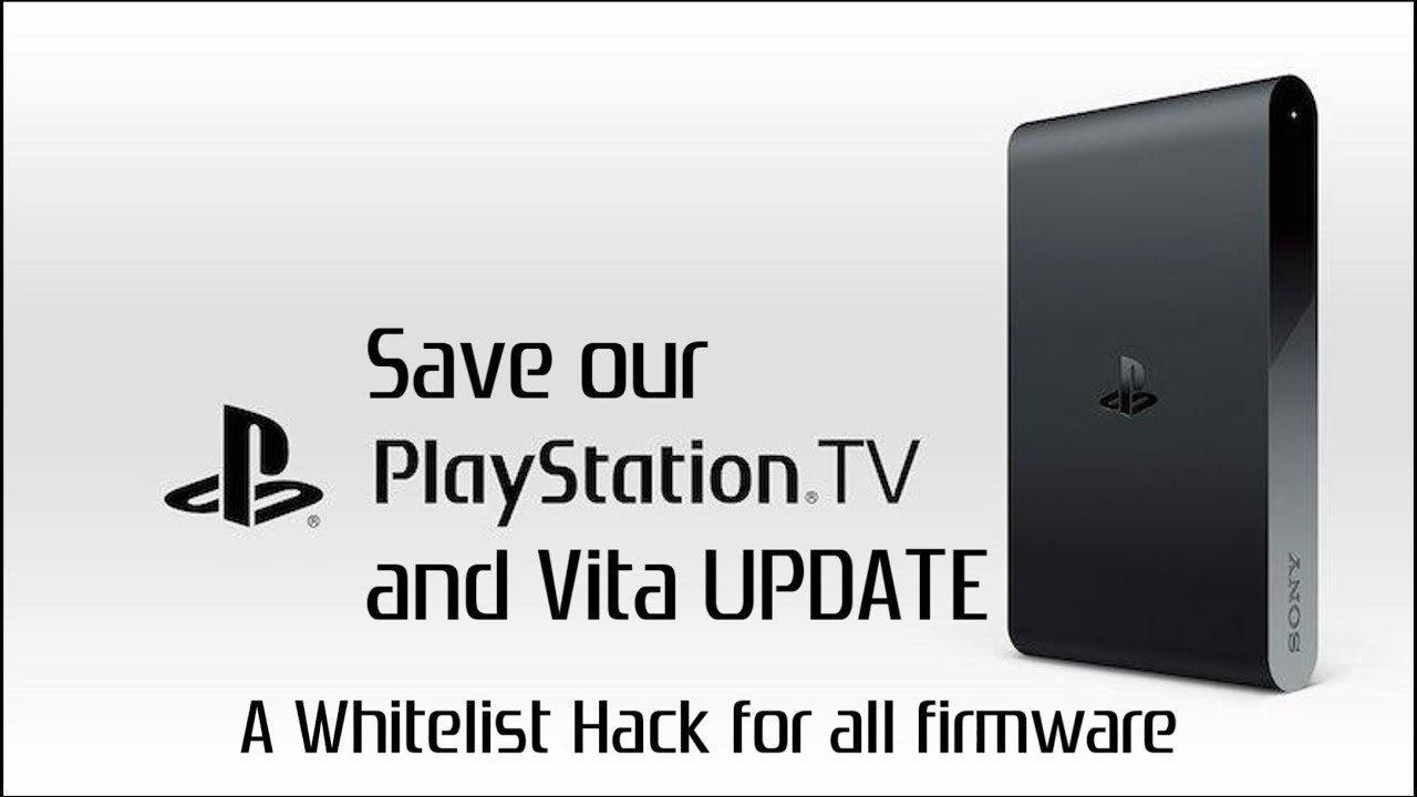 Petition update · New Vita firmware update: 3 68 - PSVimgTools