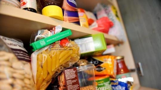 The SU Campus Open-Pantry Project
