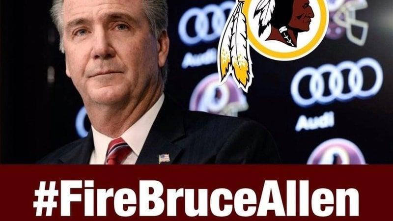 Petition · #FireBruceAllen · Change org