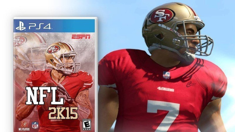 Petition · 2K Games: 2K Sports to make another NFL 2K
