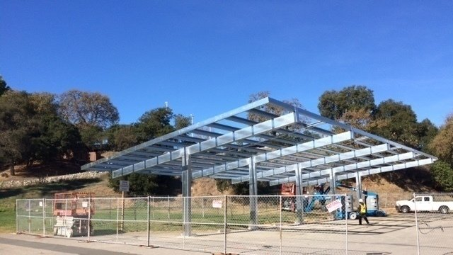Petition City Of Novato Relocate Solar Panel Carport