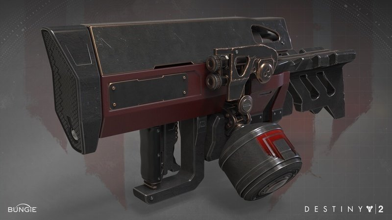 Petition · Add cabal flamethrower exotic to Destiny 2