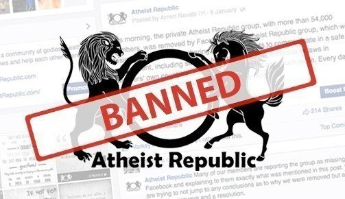 Petition · Facebook: Help stop the report brigades by