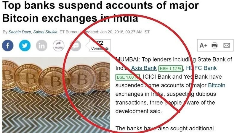 Petition reserve bank of india resume the bank accounts of resume the bank accounts of indian cryptocurrency exchanges from indian banks ccuart Images