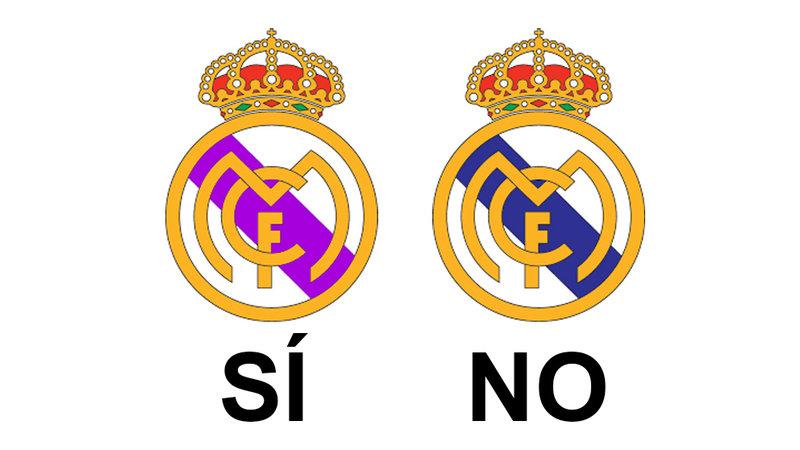 Petición · Real Madrid C.F.  Cambiar la franja del escudo del Real ... 37d2572853705