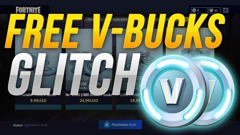 fortnite v bucks hack 2019