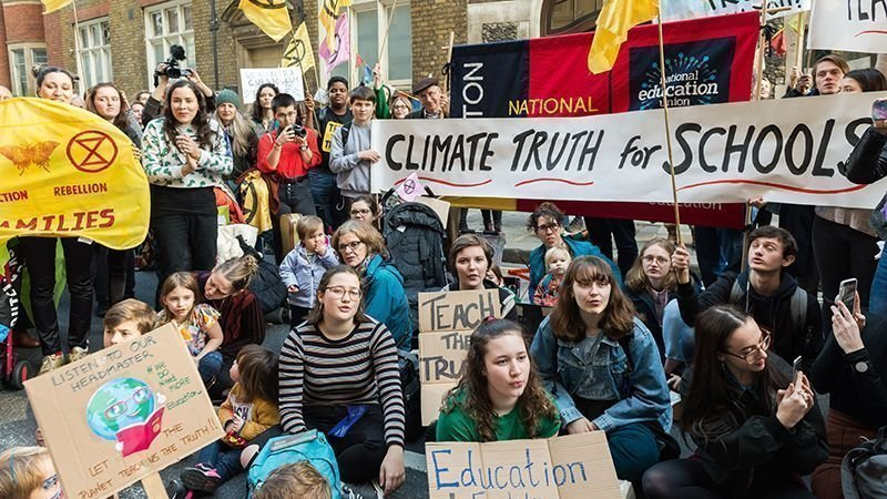 Image result for New Zealand schools to teach students about climate crisis