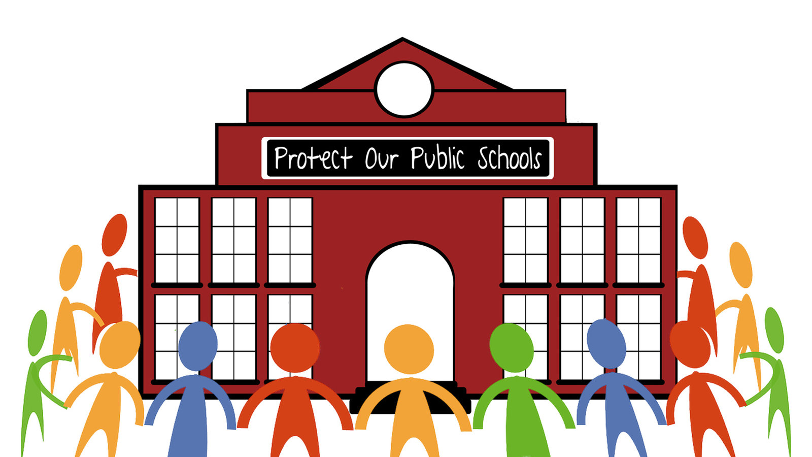 Image result for Standing Up For Our Public Schools