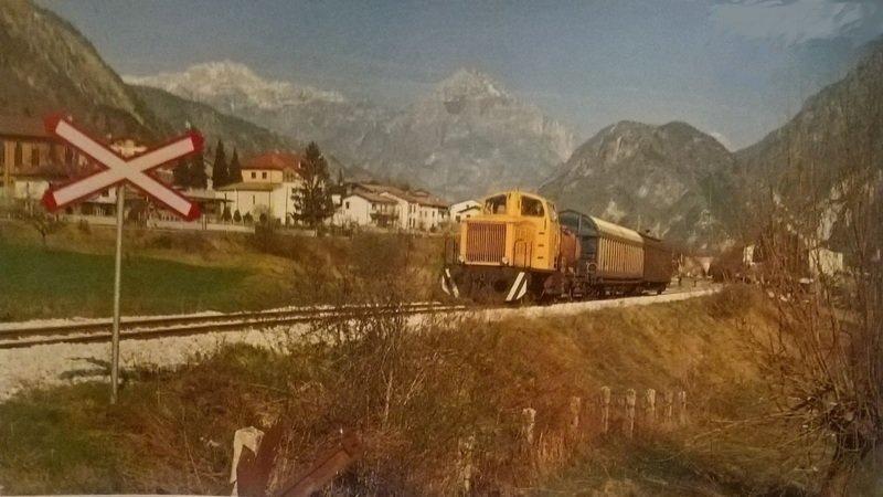 Tolmezzo: l'importanza regionale della ferrovia Carnia-Tolmezzo