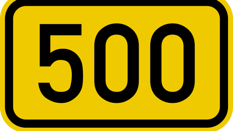Petition Update 500 Is The Symbol Of Infinity For Irish Change