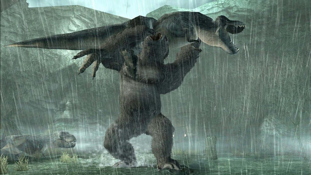 Petition Universal And Ubisoft Release A Current Gen Remastered Version Of King Kong The Video Game For The 10th Anniversary Of The Game And The Film It S Based On King Kong 2005