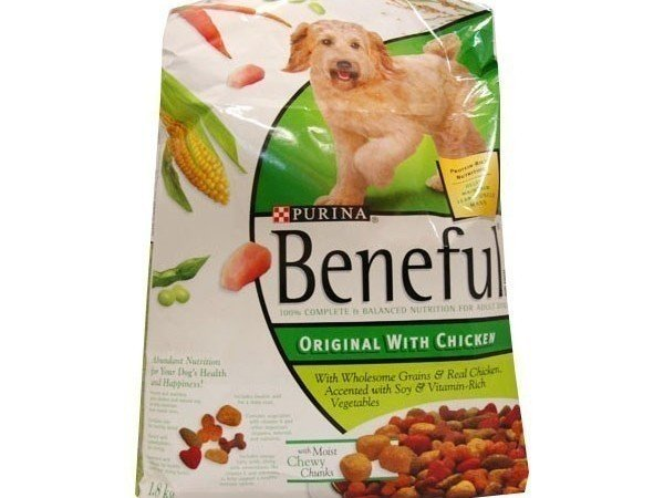 Dog Food Recall Beneful