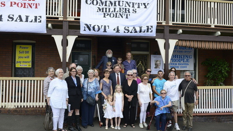 Petition · Save The Heritage & The Community Of Millers Point