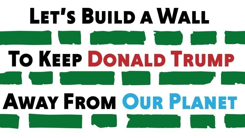Petition · Keep Donald Trump's hands off our planet – let's