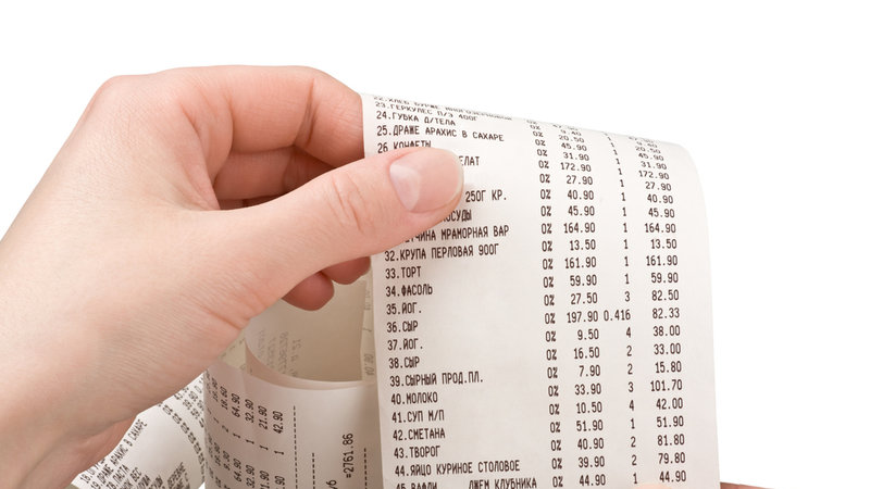 Petition · Urge Companies to Make Receipts From Recycled