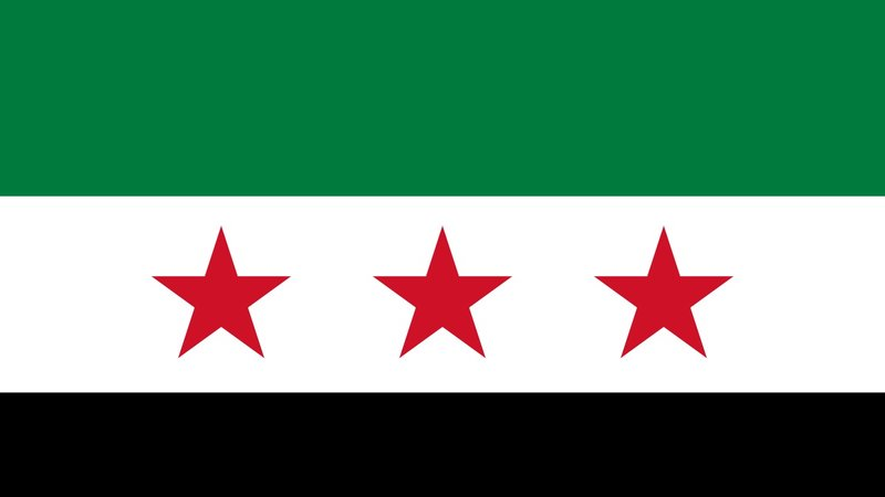 Petition Apple Make An Emoji Of The Syrian Flag Adopted By The - Syria flag