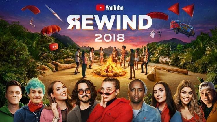 Petition update · Youtube rewind 2018 · Change org